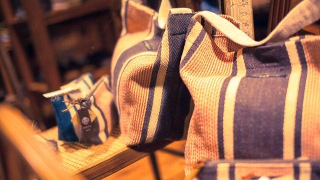 布製バッグの画像