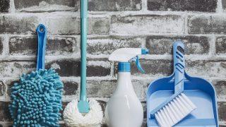 掃除道具の画像