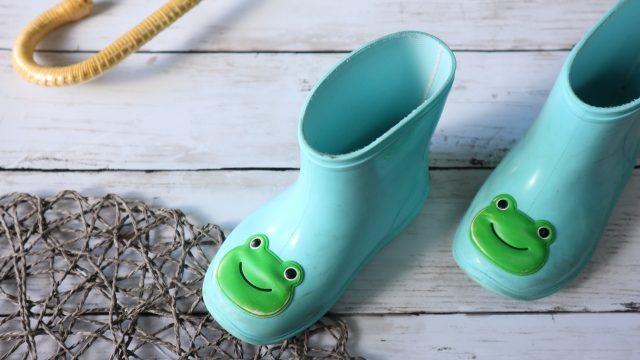 子ども用の長靴の画像