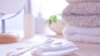 タオルなどの洗面グッズの画像