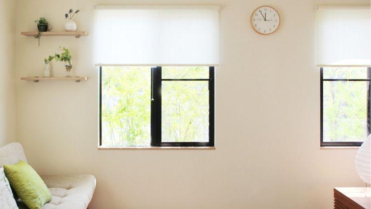 片づいた部屋の画像